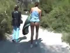 beach voyeur - hard-core episode