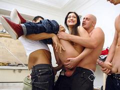 Анальный секс, Группа, Секс без цензуры