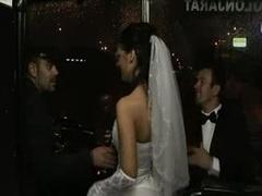 Wedding Group orgy