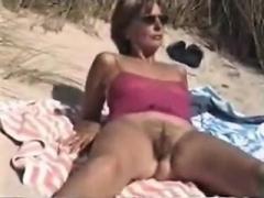 Любители, Пляж, Волосатые, На природе, Соло