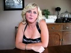 Grown-up blonde cutie pie Tori Sloane is shooting with Roman