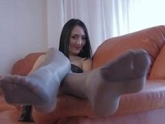 Nylon feets 15
