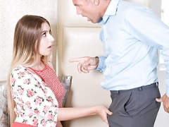 MyBabySittersClub - Excited Blonde BabySitter Has an intercourse Boss