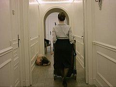 Belle grosse femme bgf, Chambre à dormir, Hôtel, Rousse roux, Chevaucher