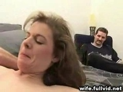Housewife Gets Banged