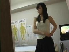 Japonaise, Massage
