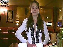 Good-looking Lisa s Public Performance