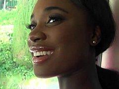 18 ans, Noire, Voiture, Collège université, Mignonne, Petite amie, Réalité, Adolescente