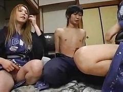 Asian Shim Foursome