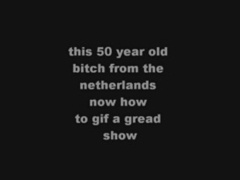 52 Long years Dutch Granny Gif Gread Online camera Show