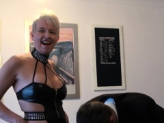 Breasty uk submissive gilf gets ass roughfucked