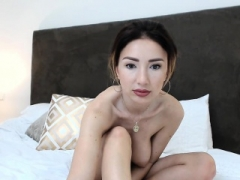 Softcore Masturbations of Breasty Sexually available mom in Stockings
