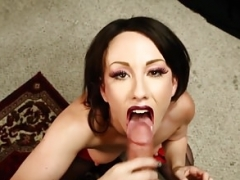 Dirty Jennifer White Gives bj Phallus
