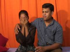 Lovely Indian Teenager Anjali And Feroze Nailed By Pornographic Star
