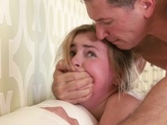 Getting rough with a teenage girl turns her on
