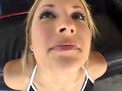 Chelsea Rae funny cum swallow