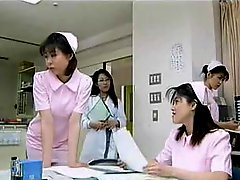 Japanese nurse and additionally patient porno