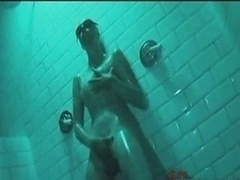Latex Lesbo Shower By Snahbrandy