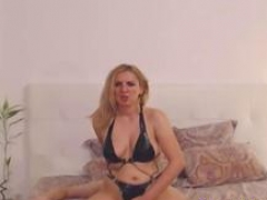 Melons Blonde Gives Head and Gets Fucked