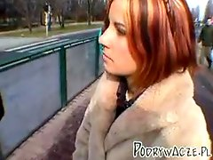 Russian Slut Picked Up Off The Street