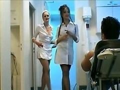 Pajear, Enfermera