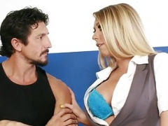 Brazzers - Melons at Work - Brynn Tyler and besides Tommy Gunn - S