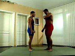 Mark Summers vs Rick Bauer Wrestling