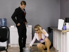 Brazzers - Hooters at Work - The Clumsy Inte