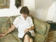 Abuelita, Pajearse