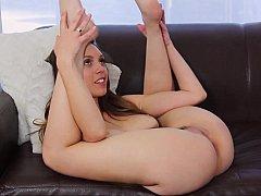 Sweet Jade sucking and fucking like a good girl