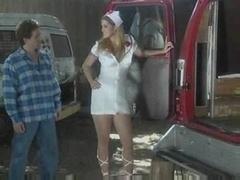 Blond Nurse ...f70