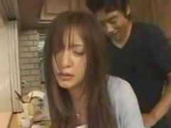 Japanese Wife Makes love Her Husbby Buddy