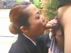 Сперма во рту, Мамочка