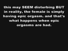 Epic Orgasm