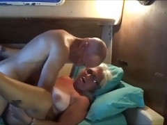 Grown-up Couple Fuck