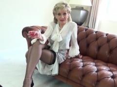 Unfaithful english mom i`d like to fuck lady sonia showcases her sizeable boobies