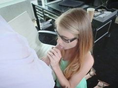Hot Hanna makes a mistake and plus fucked