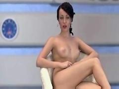 russian moskow chick TV Dasha