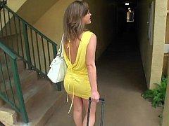 Brunette brune, Mixte, Collège université, Petite amie, Pov, Timide, Étudiant, Adolescente