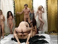 Awesome orgy