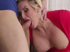 Remarkable porn actress gets banged by her new attractive man