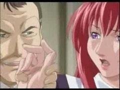 Hentai Schoolgirl With Im...