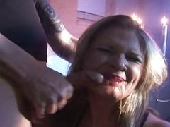 German Perverte Whore