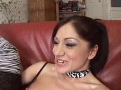 Czech sweetie fuck in nylon