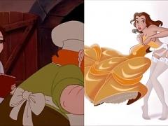 KawaiiKid - Disney Belle vs Lascivious Belle