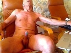 Wrench in honey pot orgasm...