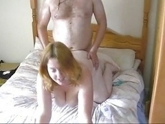 Chubby Broad Homemade Get down and dirty