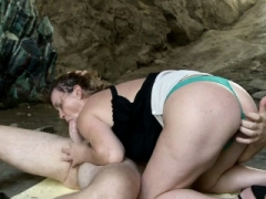 Chunky Mature On Cock Hunt Finds Wanting Prey