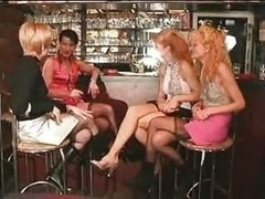 French Old Blonde - Sex Group...
