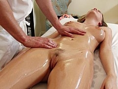 Servicing the masseuse